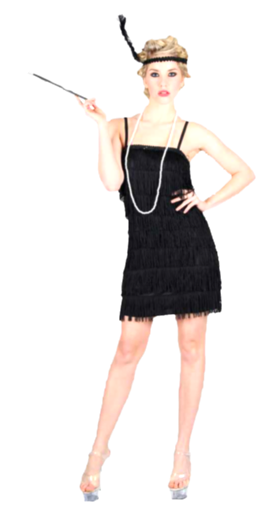 1920s girl png