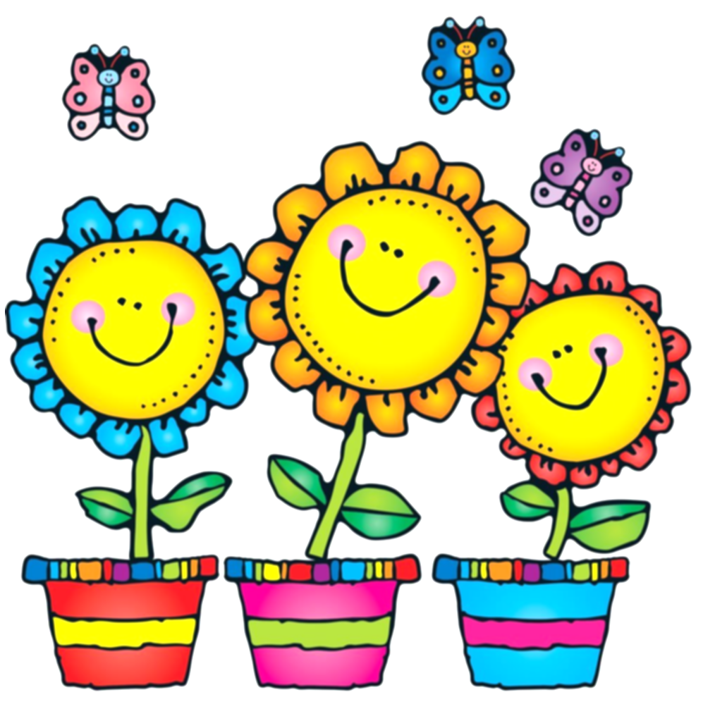 5 clipart spring