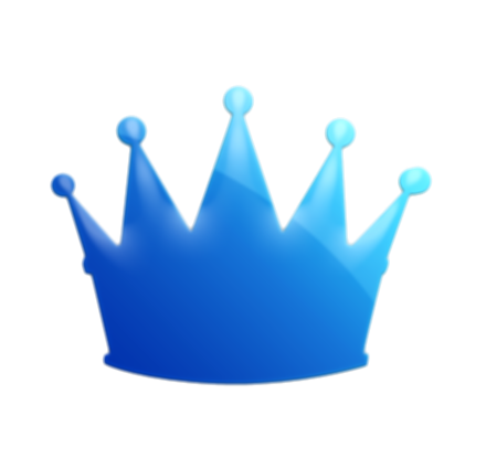 5 point crown png