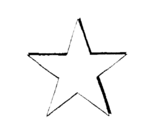 5 point star png