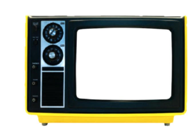 80s tv png