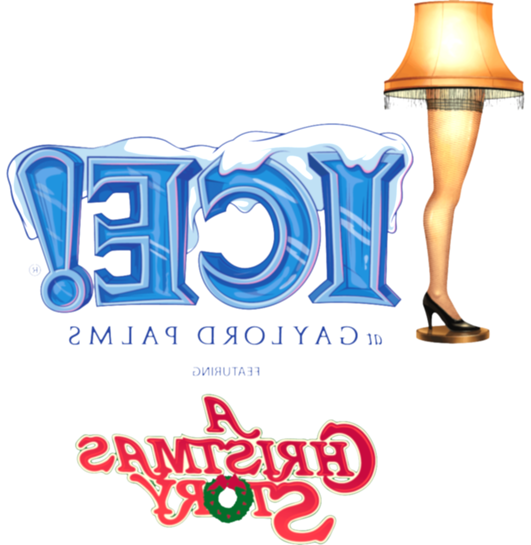 a christmas story logo png