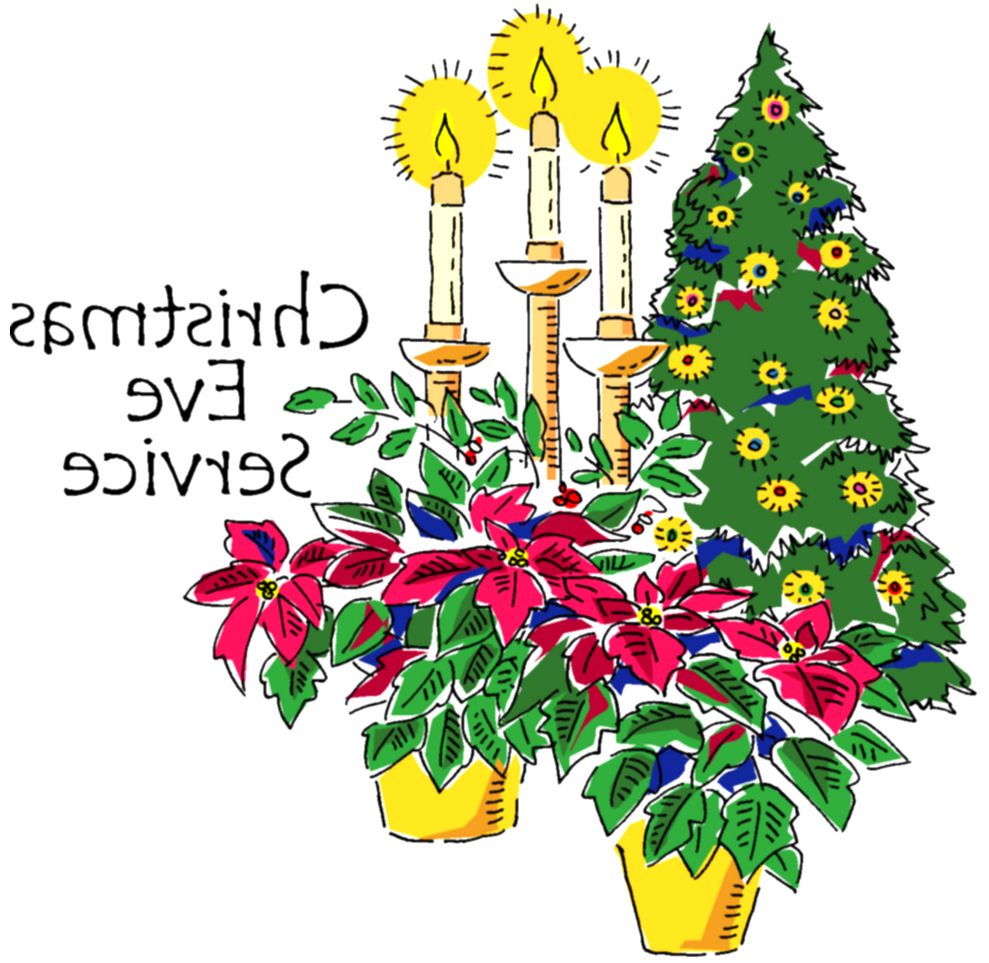 advent clipart christmas day
