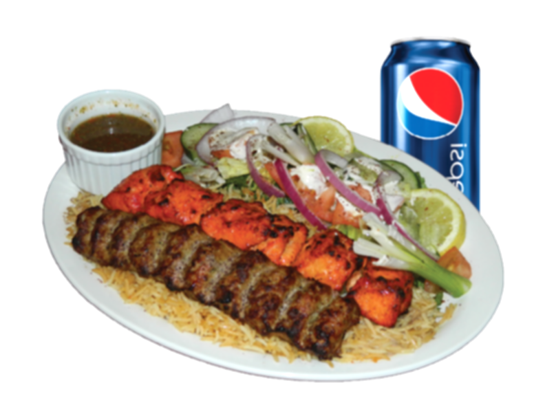 afghan chicken over rice transparent png images