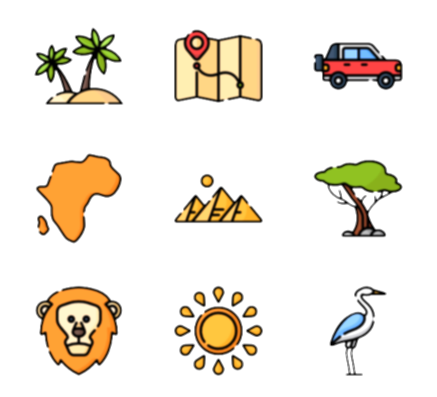 africa icon png