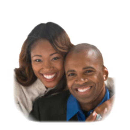 african american couple png