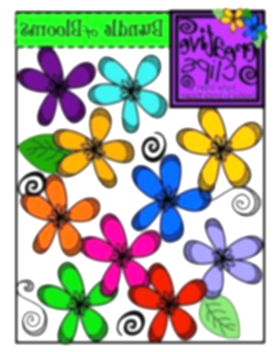 all about clipart flower