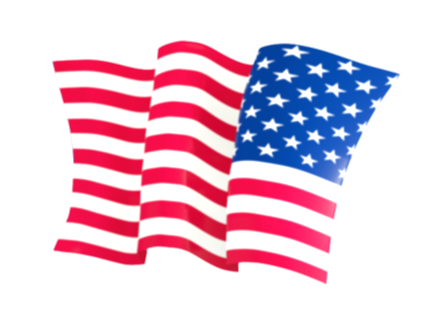 american flag clipart png