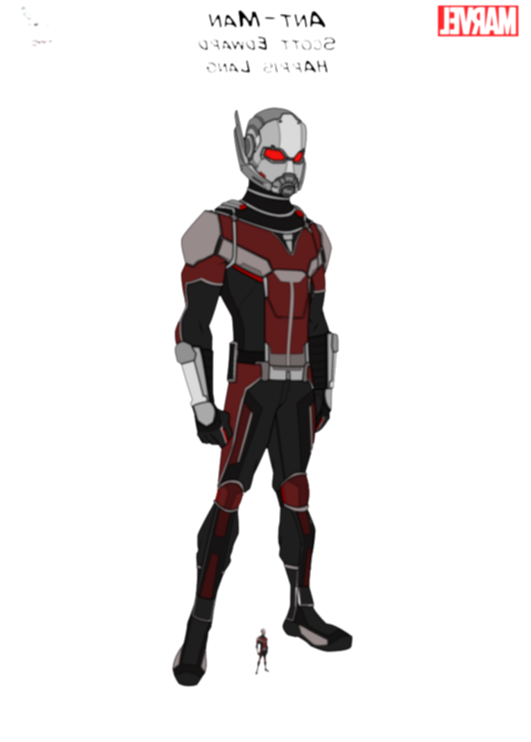 antman drawing character marvel