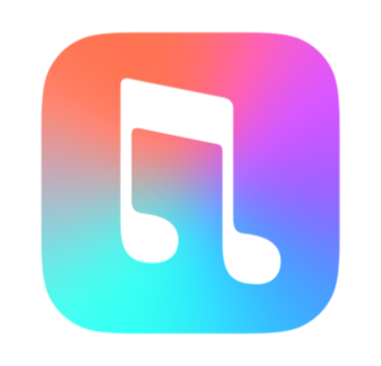 apple music icon png