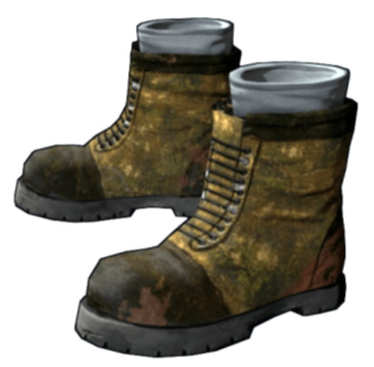 army boots png
