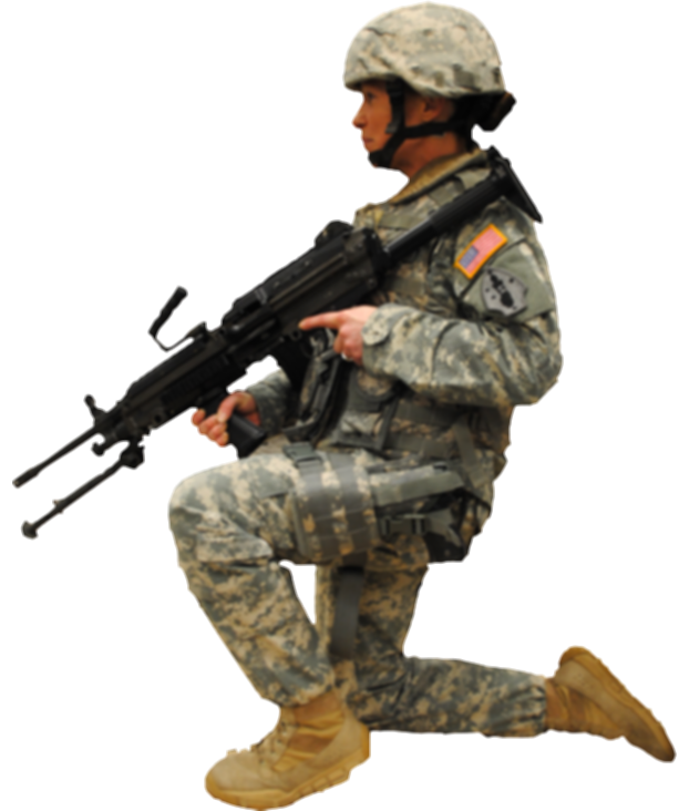 army soldier png