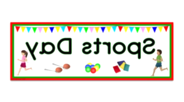 audience clipart sport day banner