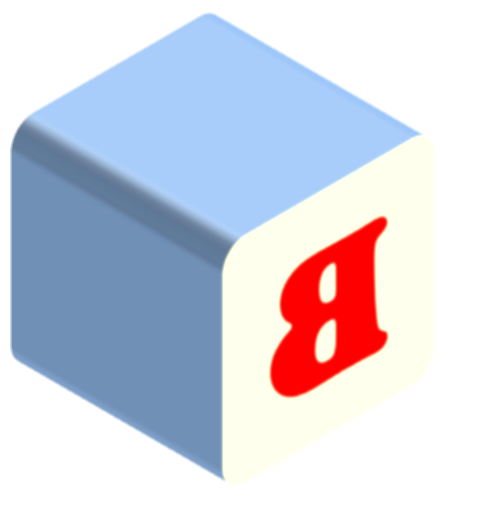 baby block letters png