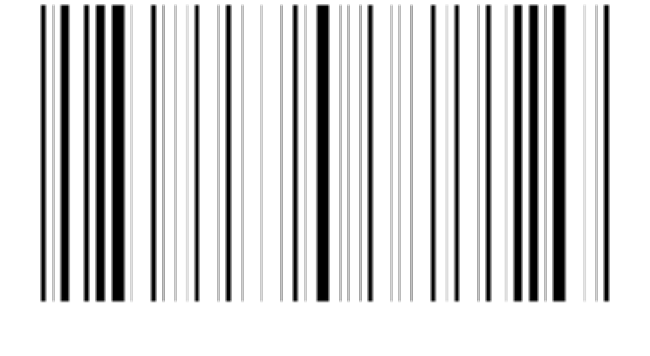 barcode without numbers png