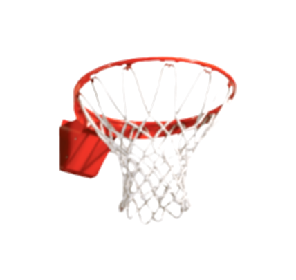 basketball and net png