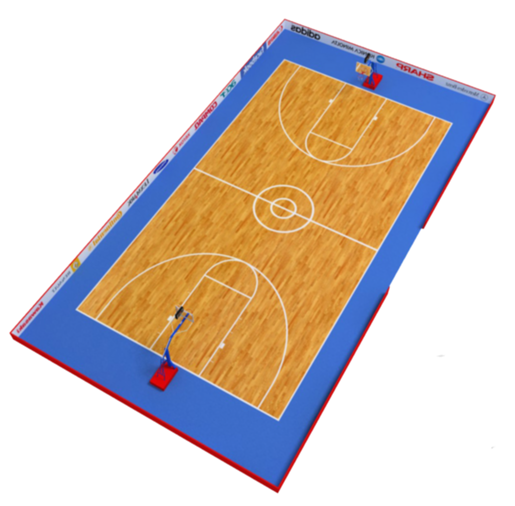 basketball court png