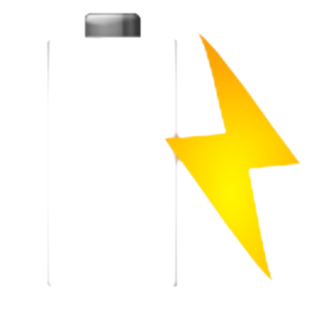 battery clipart charger