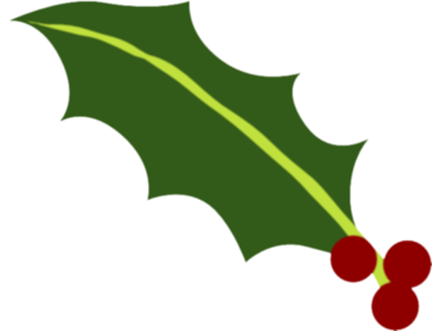 berry vector leaf