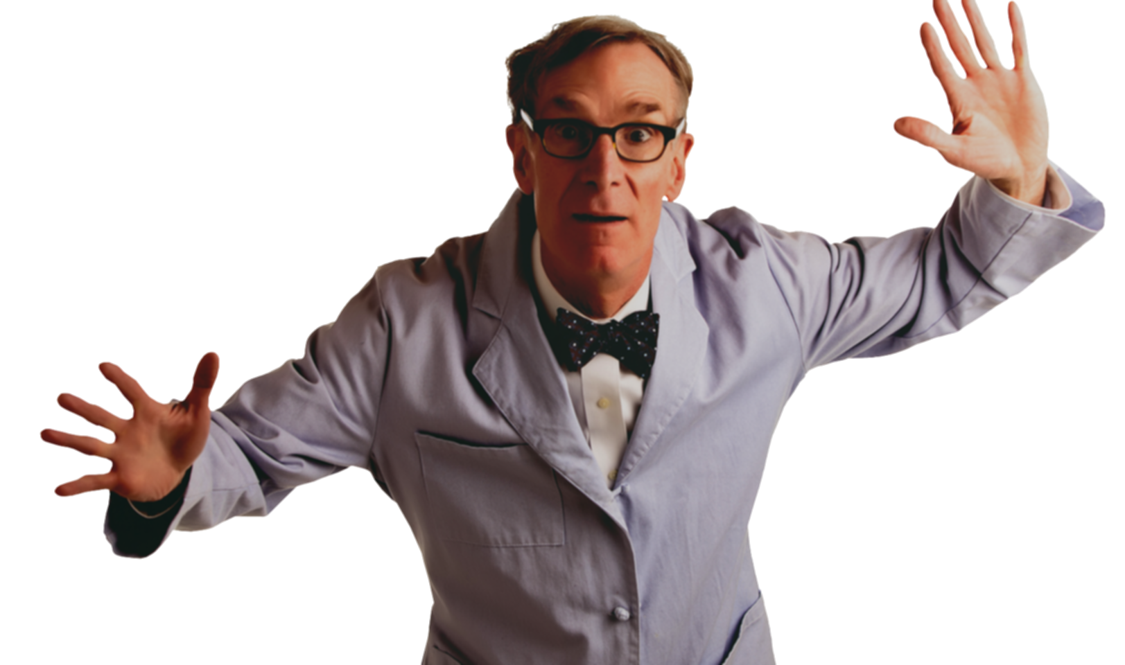 bill nye the science guy png