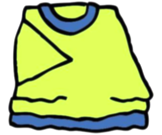 blanket clipart folded clothes