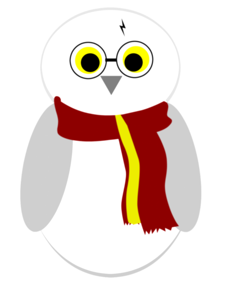 bookmark drawing harry potter