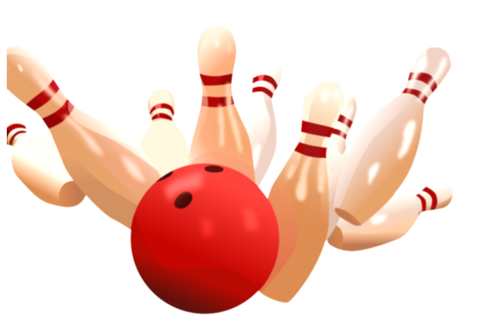 bowling christmas party png