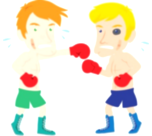 boxing clipart boxing sport