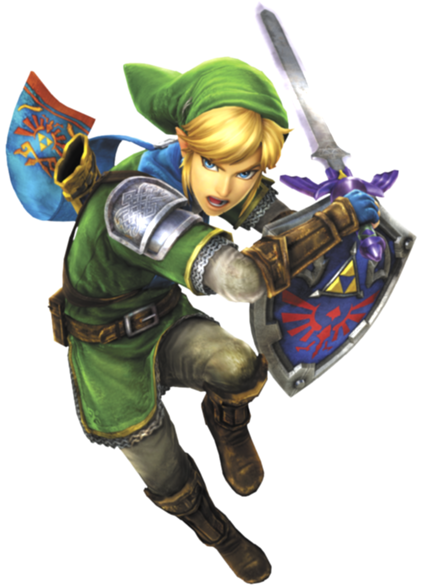 breath of the wild link png