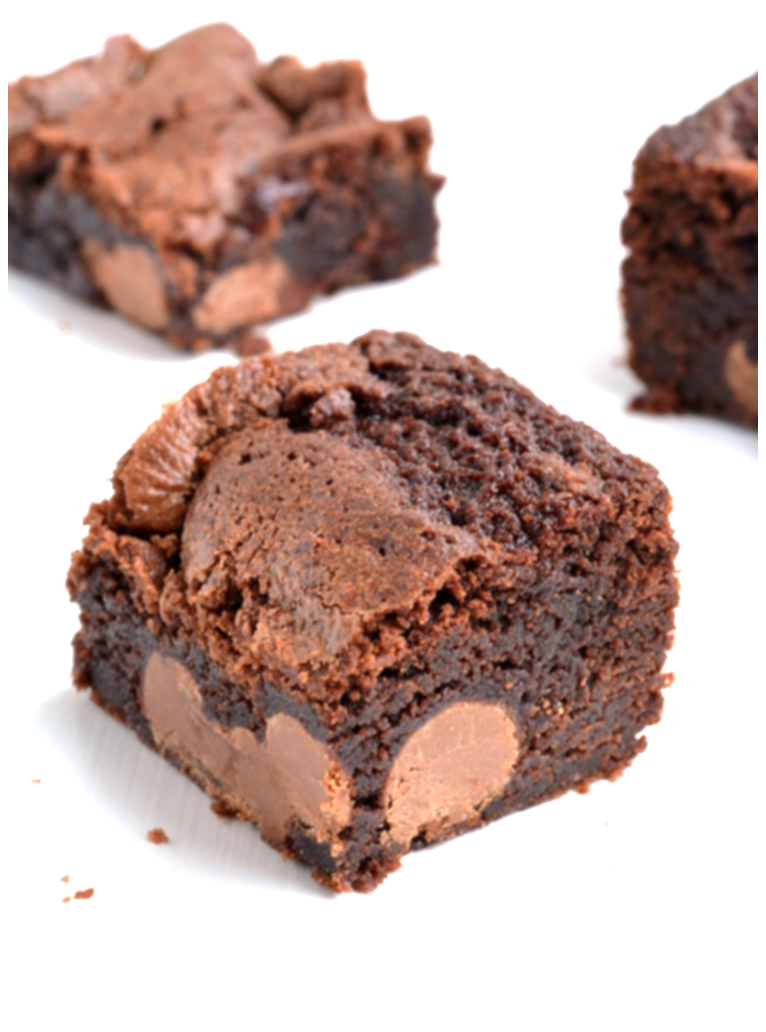 brownies clipart easter chocolate