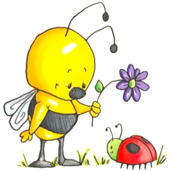 bumble clipart spring