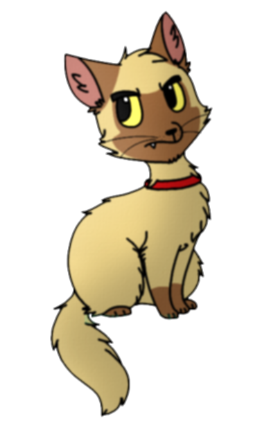 bunnicula drawing chester cat