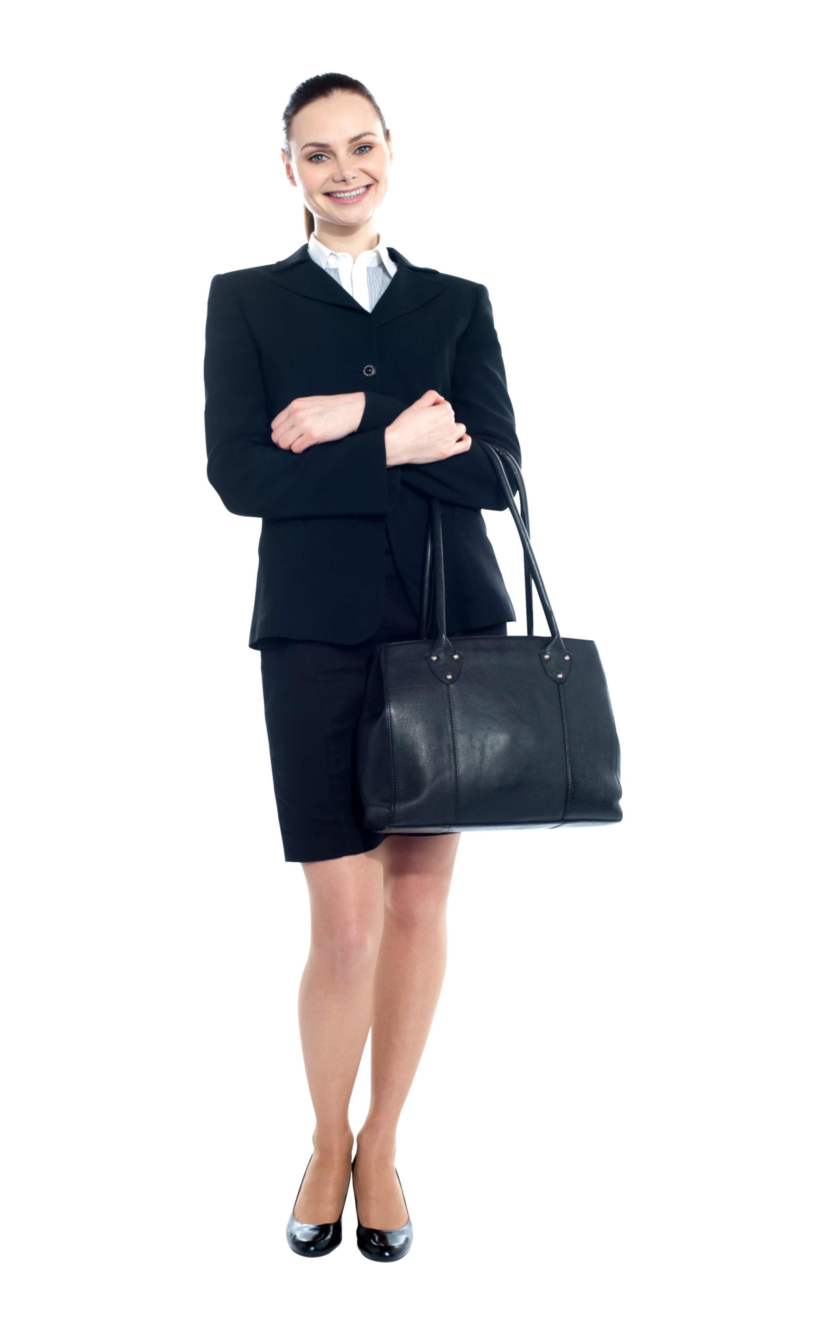 business woman standing png