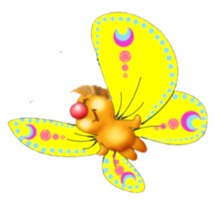 butterfly clip art printable
