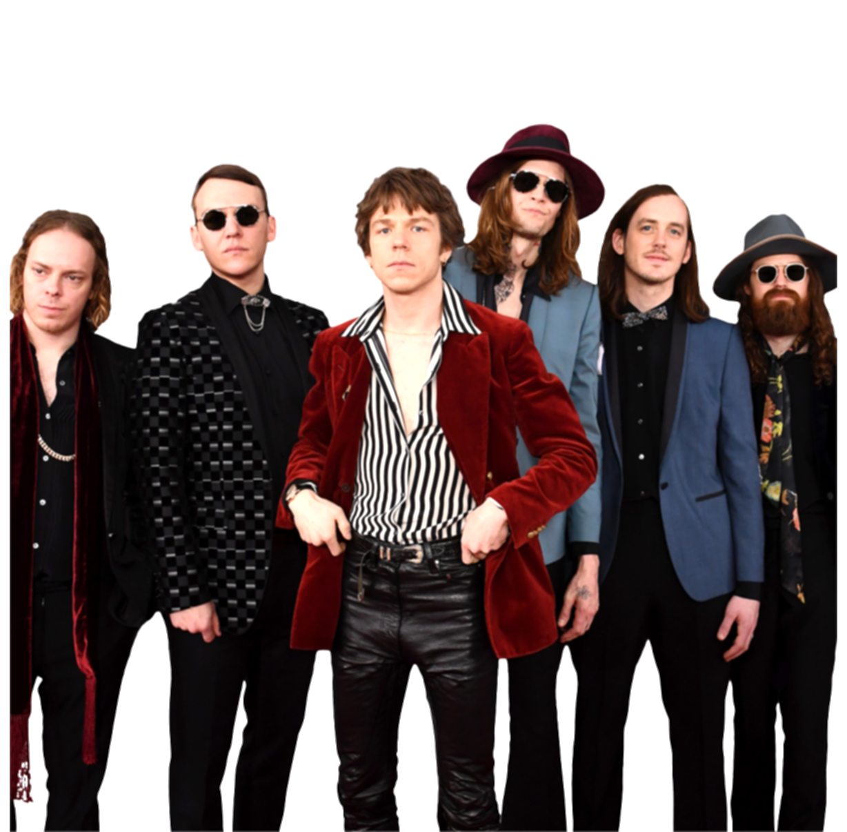 cage the elephant png