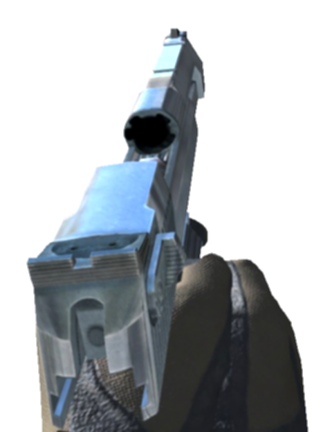 call of duty 4 desert eagle png