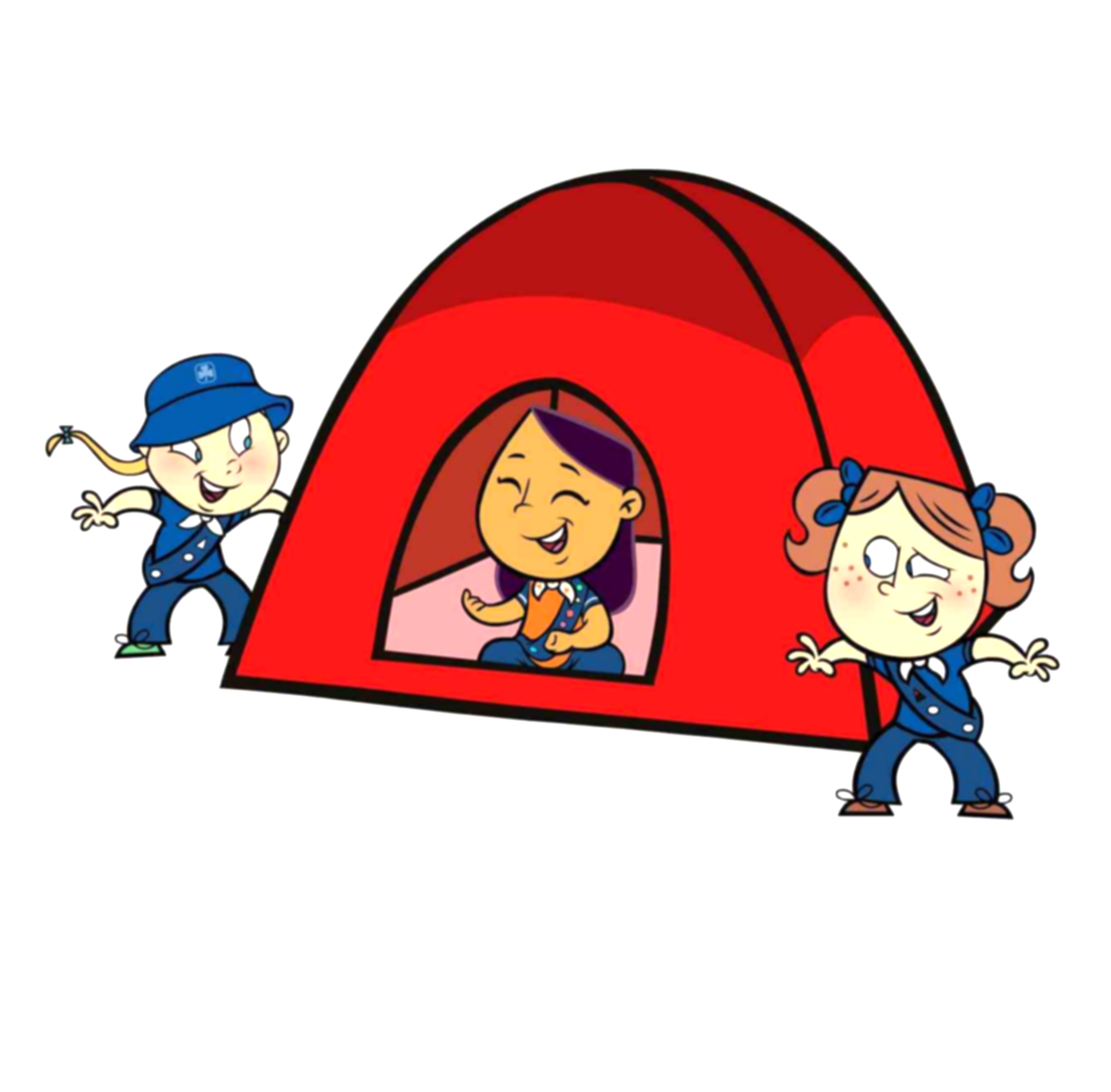 camping clipart nature camp
