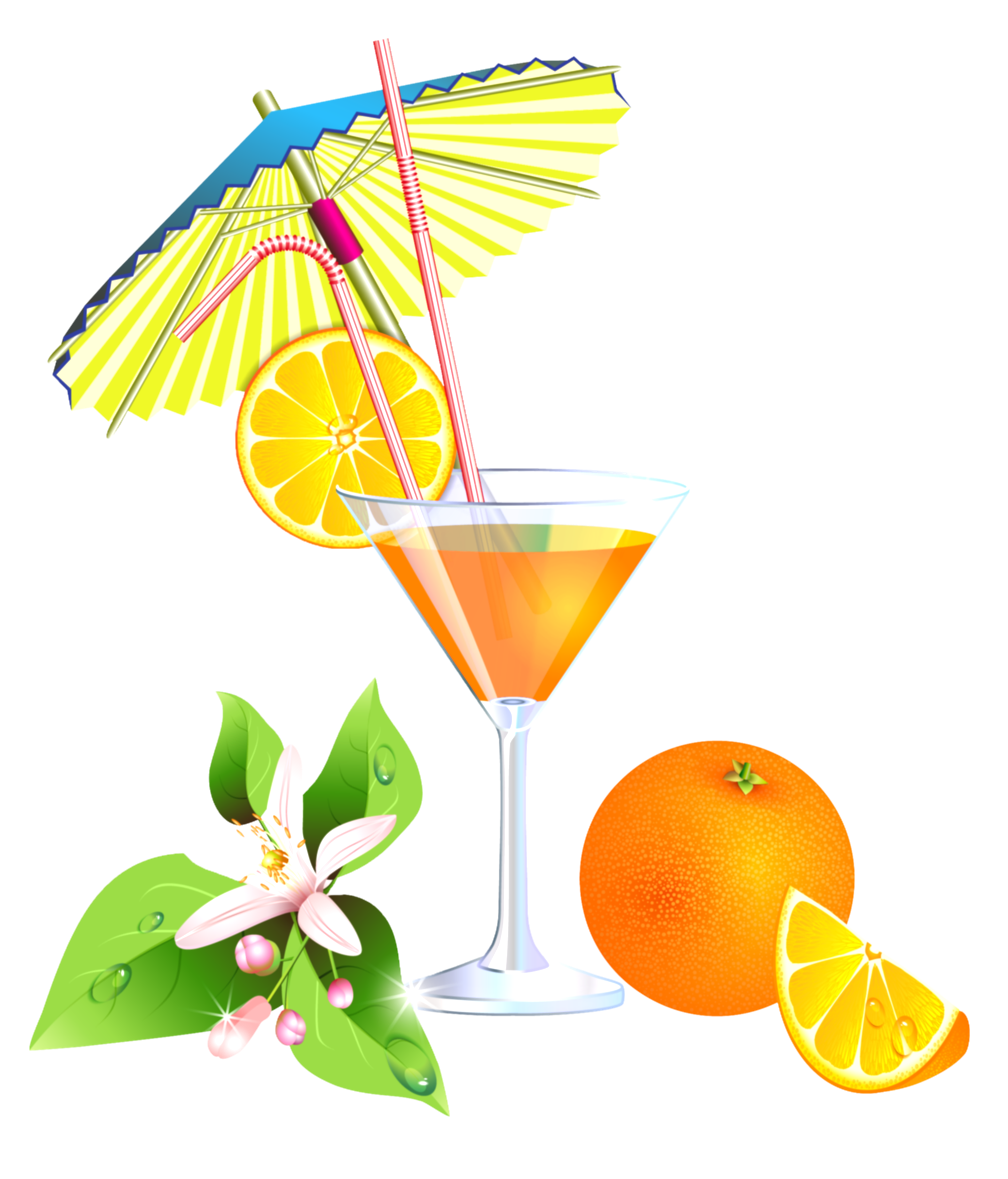 summer png clipart