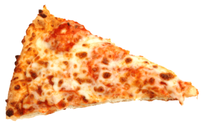 cheese pizza slice png