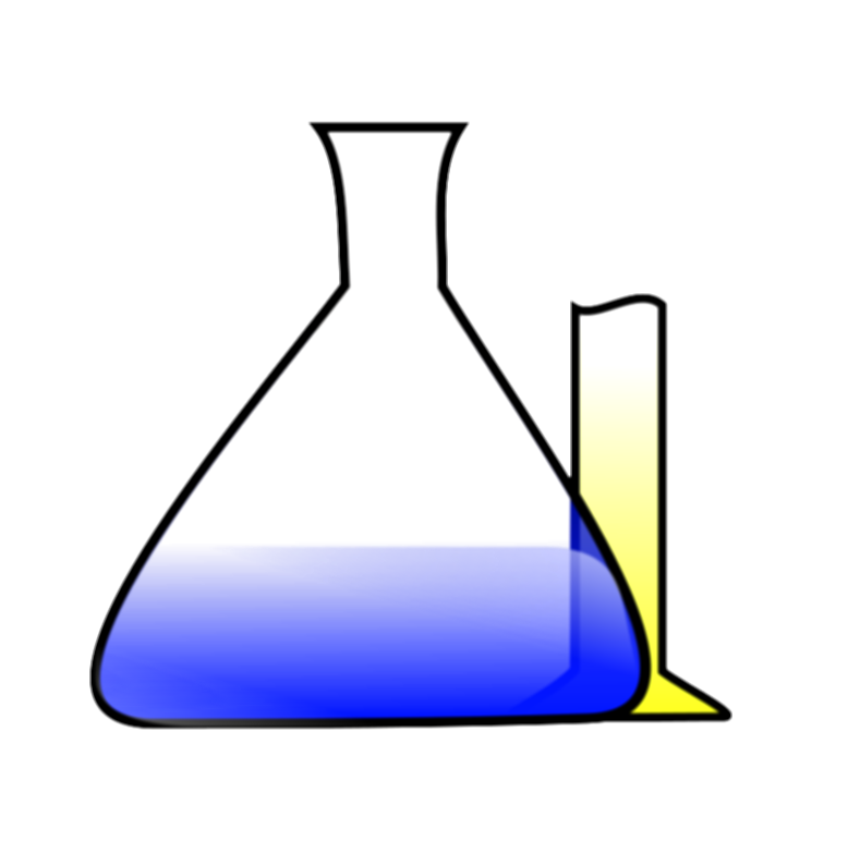 chemicals clipart science volume
