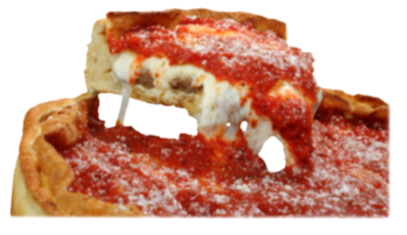 chicago pizza png