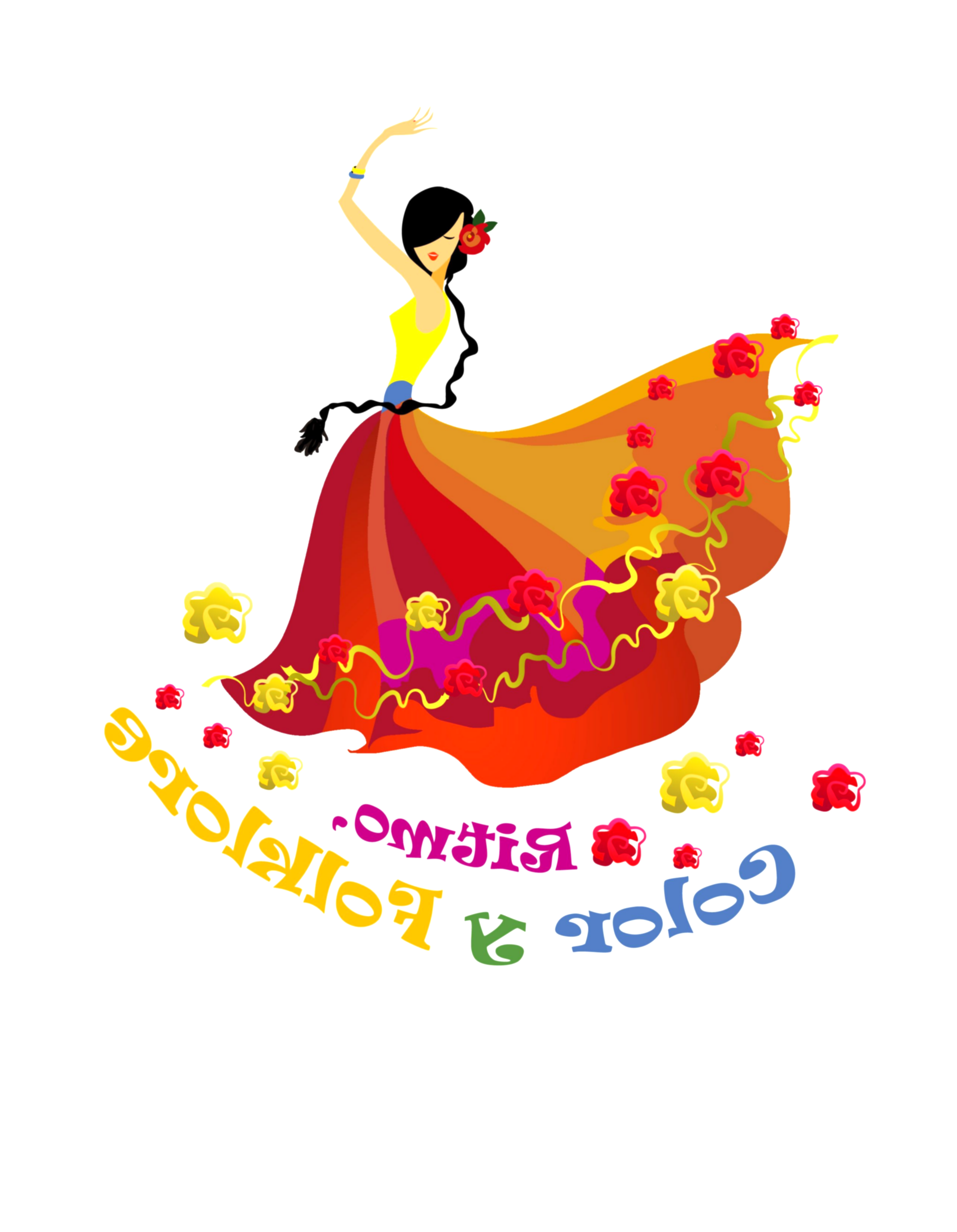 chihuahua clipart folklorico dance