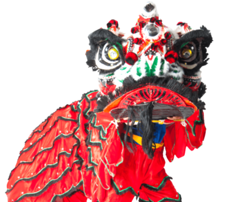 chinese lion dance png