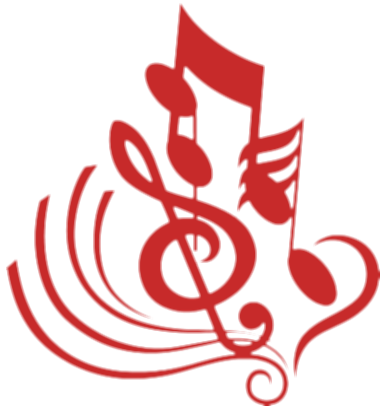 christmas music notes png