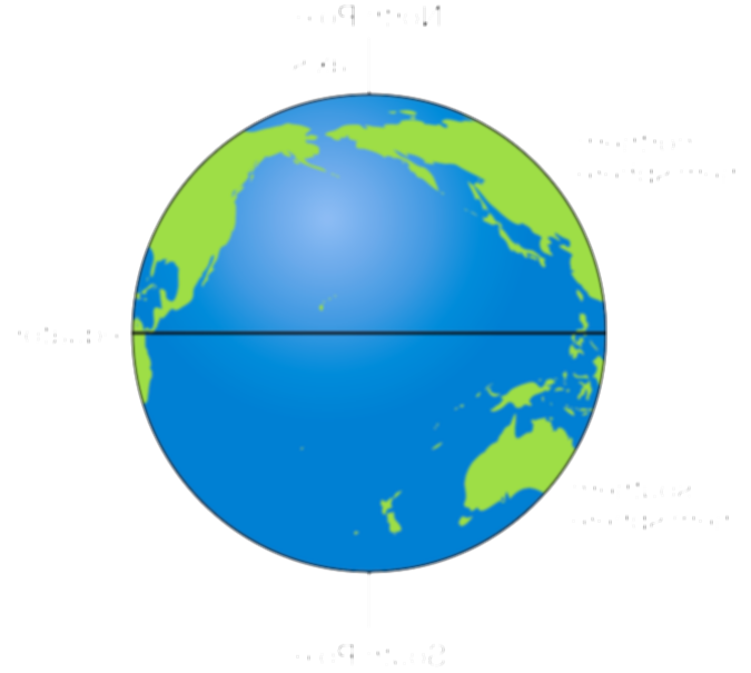 climate drawing earth