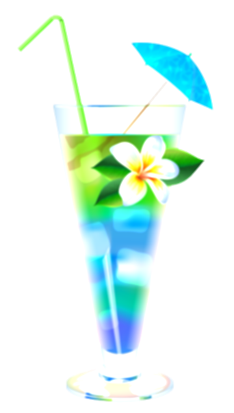 rainbow drink png