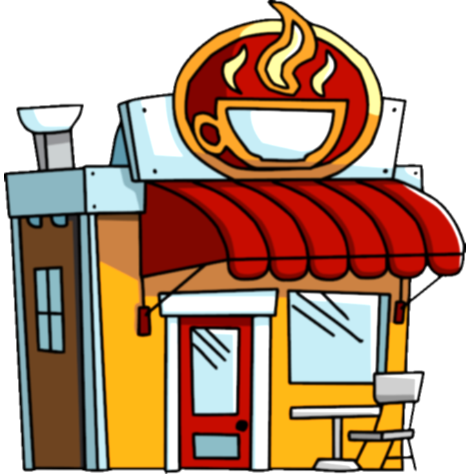 coffee shop png