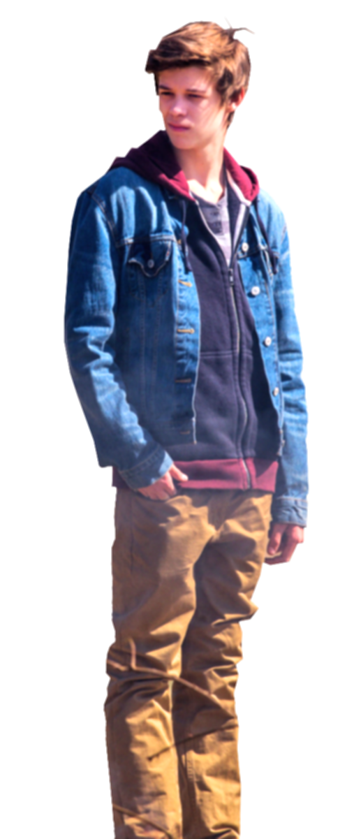colin ford png