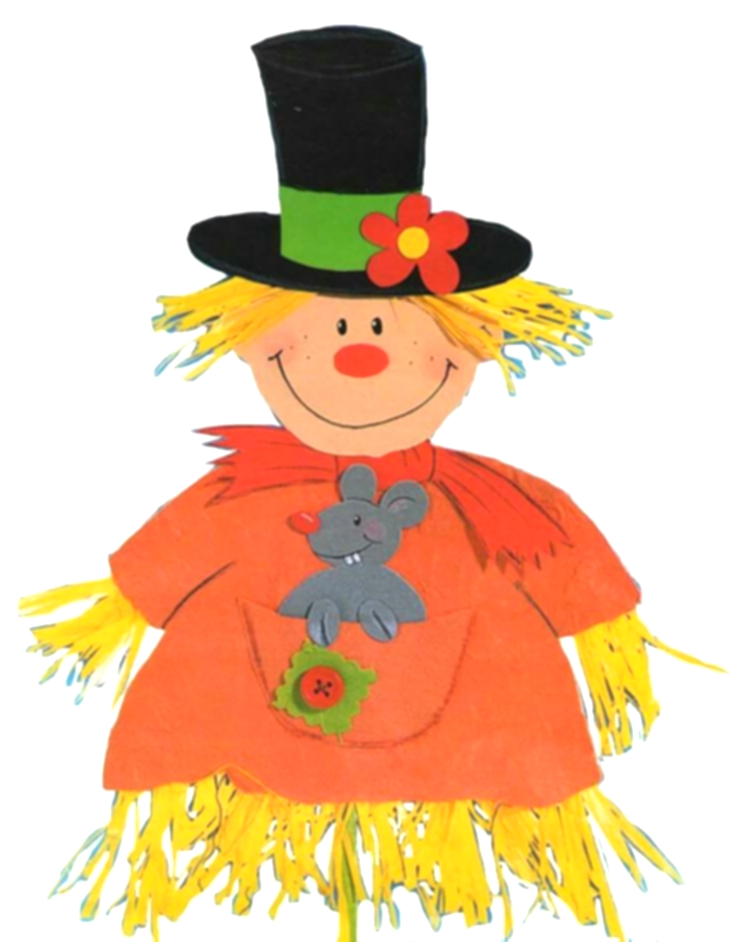 costume clipart fall activity