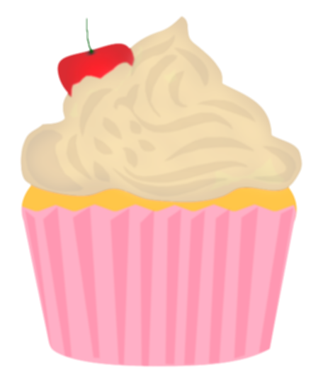 cupcakes clipart winter